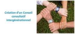 15/09 - Création d'un Conseil consultatif intergénérationnel